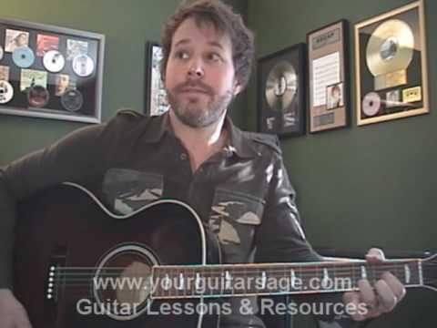 Guitar Lessons - American Pie By Don Mclean - Beginners Acoustic Songs Chords Tutorial video
