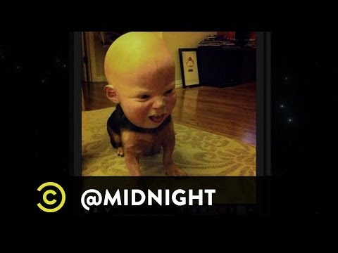 Wil Wheaton, Jonah Ray Matt Mira - Live Challenge - Dog Face Killa - @midnight