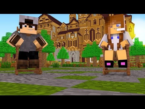 Minecraft: O FIM #3 - NOSSA CASA! thumbnail