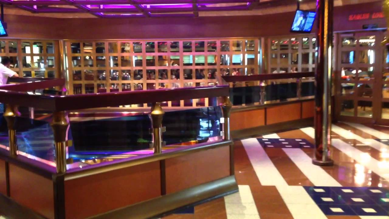 Touring The Carnival Valor 2014 YouTube