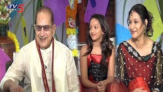Super Star Krishna and Manjula Sankranti Special Interiew   Manasuku Nachindi
