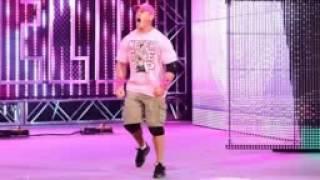 مباراة جون سينا ضد البرتو ديل ريو في هيل ان سيل 2013 Hell In A Cell كاملة 28 10 2013