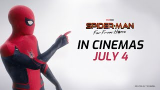 Spider-Man: Far From Home | New enemies, New team | In Cinemas July 4