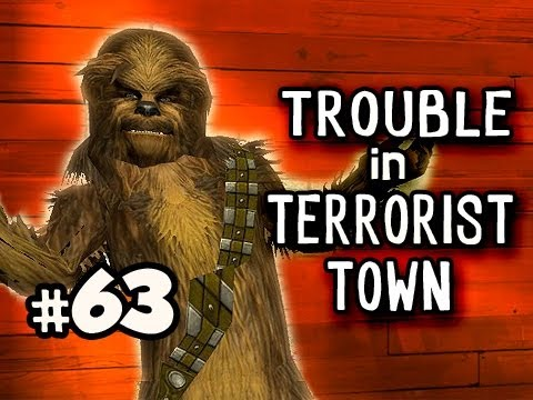 WOOKIEE OFFICE PARTY - Trouble In Terrorist Town w/Nova, Kevin & Immortal Ep.63