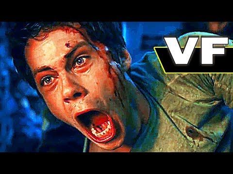 LE LABYRINTHE 3 Bande Annonce VF Finale ✩ Dylan O'Brien, Kaya Scodelario (2018)