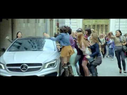 Mercedes Benz Official Super Bowl Commercial 2013