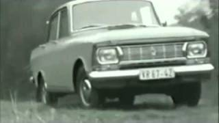 Moskvich 1930-2010