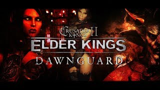 "Lets Play CK2 Elder Kings: Dawnguard | Ep29 ""The Burning of Blacklight"""