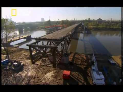 تفكيك هياكل عملاقة   الجسر الإيطالي