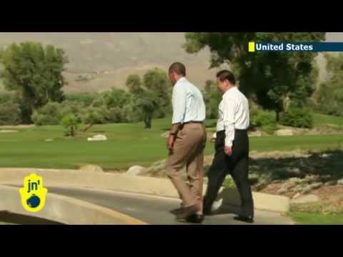 China-US relations: Obama and Xi Jinping  end their 2-day summit
