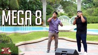 ¿El dúo Mega 8 podrán conquistar?    Casa de Jueces   Factor X Bolivia 2018