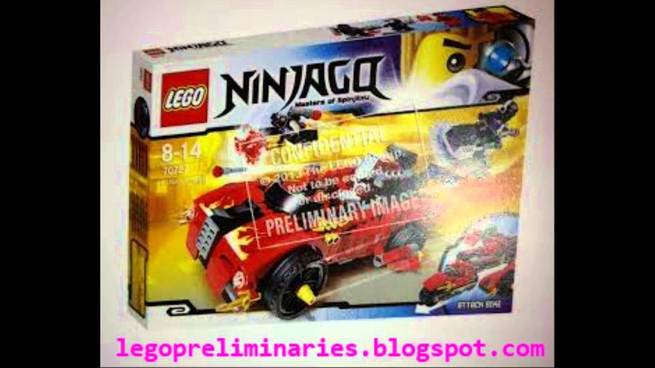 LEGO NINJAGO SUMMER SETS,OVERLORD PICS 2014!!!!! - YouTube