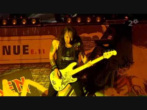 Iron Maiden - Running Free(Live At Ullevi, Sweden)