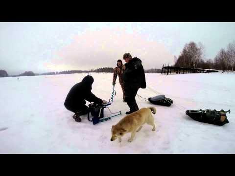 рыбалка на немде в костромской области видео