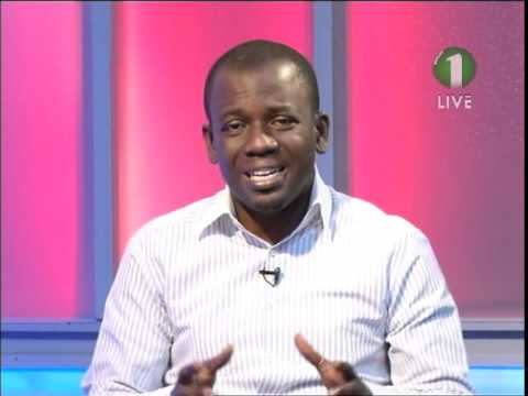 FOOTBALL360 - NUTIFAFA ATTAH HOSTS NANA AGYEMANG & HENRY ASANTE  PART 1