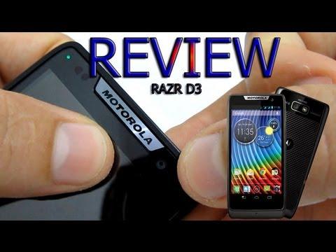Motorola RAZR D3 - Análise do Aparelho [Review Brasil]