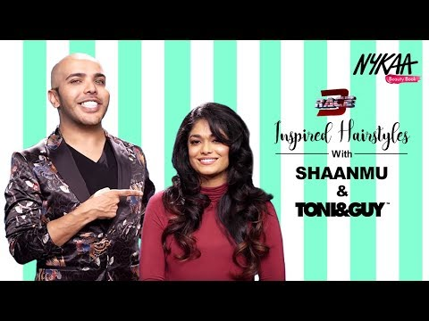 Race 3 Inspired Hairstyles With ShaanMu And Toni & Guy