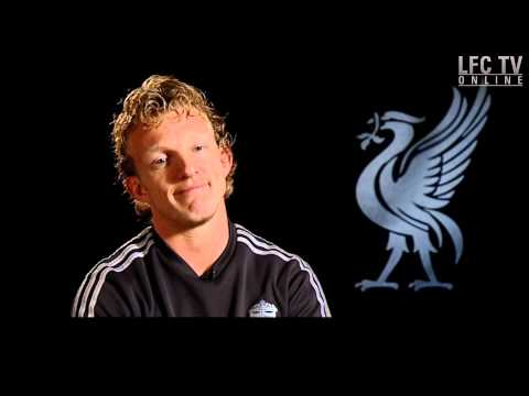 Kuyt dishes the dirt on his LFC team-mates