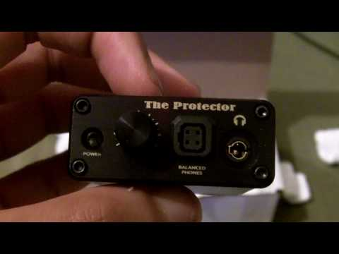 Unboxing: RSA The Protector Balanced Portable Headphone Amplifier