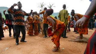 BORBORBOR (AKPESSE) A TRADITIONAL EWE DANCE FROM GHANA & TOGO
