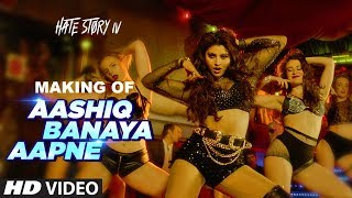 Making Of Aashiq Banaya Aapne | Hate Story IV | Urvashi Rautela