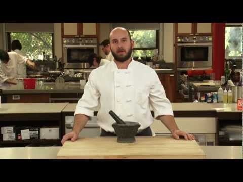 60-Second Video Tips: Back To Basics With A Mortar And Pestle