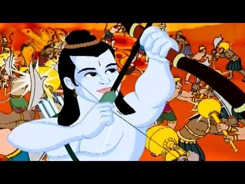 Pavanputra Hanuman - English Animated Story 12/12