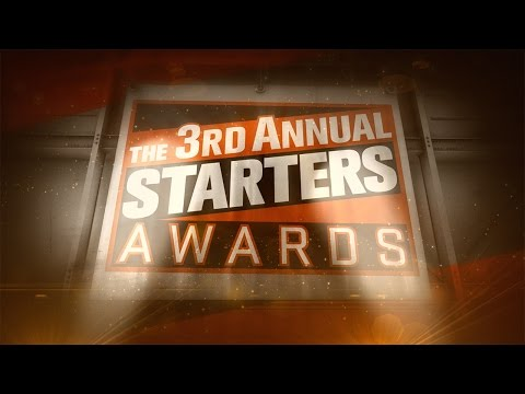 The 3rd Annual Starters Awards Show -- The Starties