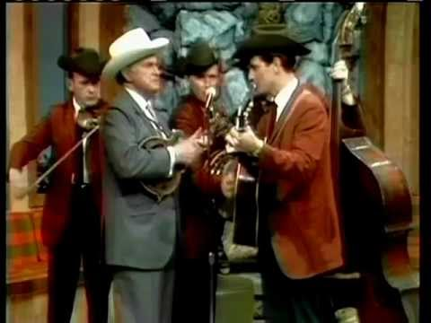 "Bill Monroe & his Bluegrass Boys at ""The Country Place"""