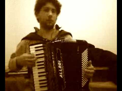 Accordion Solo: Sous Le Ciel De Paris, Under Paris Skies Video