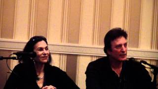 Richard Epcar and Ellen Stern at Katsucon 2012 Part 04