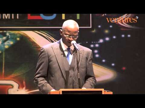 Lagos State Governor Babatunde Fashola (SAN) speaks on the impact of power on the Lagos economy