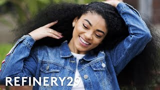 Jasmine Brown's Hair Transformation Journey | Skin Deep | Refinery29