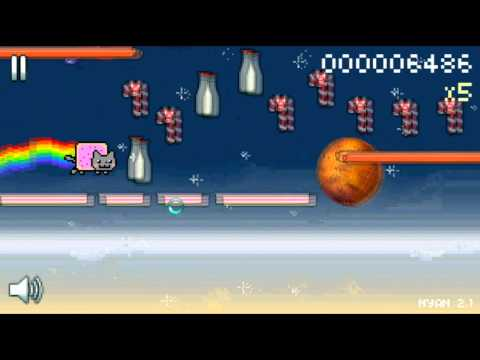Nyan Cat:Lost In Space Review