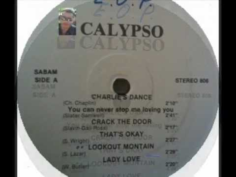Enzo Oldies Popcorn-BILLY BUTLER-LADY LOVE - (CALYPSO.VOL.6)