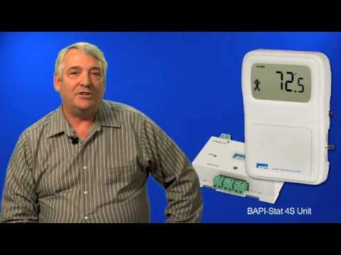 BAPI-Com - Two-Wire Communicating Sensor Overview