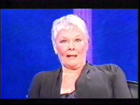 Dame Judi Dench on Parkinson 2004