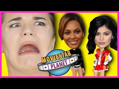 NAKENKAOS MED BEYONCE OCH KYLIE | MovieStarPlanet