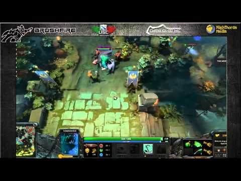 the grape fruit technique vs. 3TG UGC North America Steel Grand Finals Game 4 - Casted by Brushfire