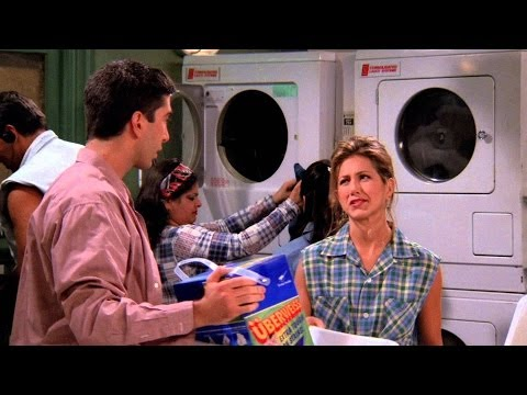 The One with the East German Laundry Detergent