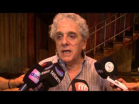 Antonio Gasalla: Yo no compito en teatro, y menos con Susana Giménez