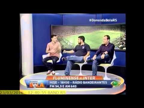 Os Donos da Bola RS 23/03/2016