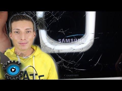Samsung Galaxy Tab 10.1 Glas Digitizer Touchscreen Wechseln Tauschen Reparieren [Deutsch]