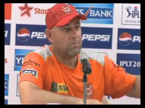 Darren Lehmann on Adam Gilchrist run drought for Kings XI Punjab, IPL6 T20 Cricket