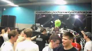 Footworxx Sandy Warez Bday 2013 - Terror stage - Noisekick 4