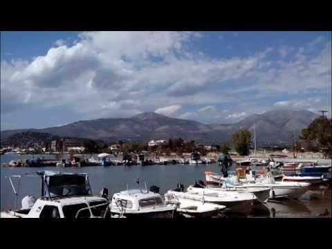 Остров эвия греция видео