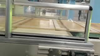 Big automatic paint spraying line for furniture domestic market ----- nancy@qdyich.com