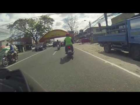 Angeles City Philippines Traffic