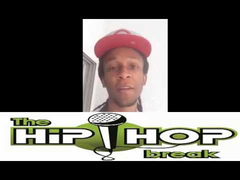 "Jamal Jackson of Miami supports ""The Hip Hop Pledge"""