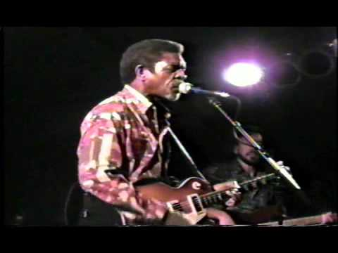 Luther Allison Live! At Memphis in May 1996 Part 3 of 10.